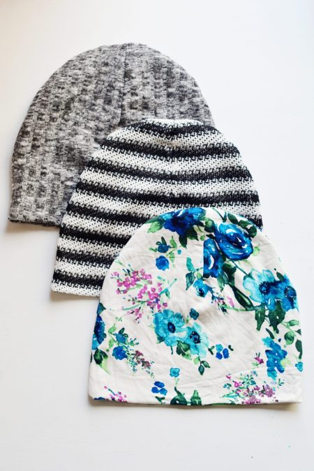 venice beach hat trio