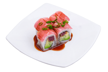 Teriyaki Tuna Roll