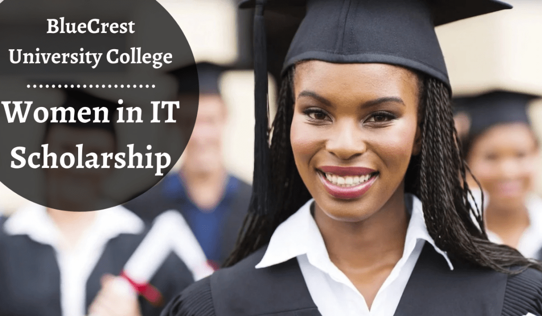 Women in IT Scholarship at BlueCrest University College, Ghana