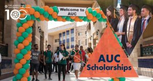 American University of Cairo Empower Scholarships 2021/2022 for Undergraduate Students