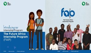 The Future Africa Internship Program 2021 for Young Africans