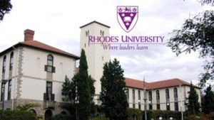 Rhodes University Postdoctoral Research Fellowships 2022 – South Africa