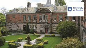 Scholarship at University of Dundee in the UK