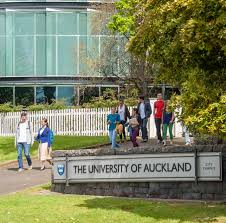 Fully Funded Scholarship at University of Auckland in NewZealand