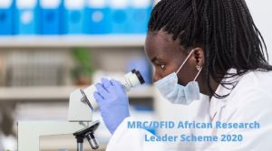 AREF Research Development Fellowship 2021 for Sub-Sahara African Researchers