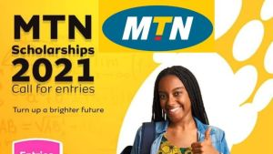 MTN Foundation Scholarship Schemes (Science & Technology/Scholarship for Blind Students) 2021 for Nigerian Students