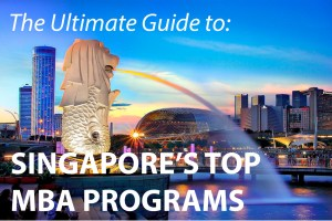 Best Schools for MBA in Singapore