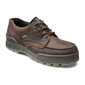 Ecco | Track II Gore Tex Low - Bison  $220