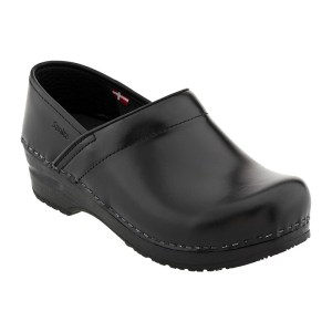 Sanita Clogs | Professional Cabrio - Black  $120