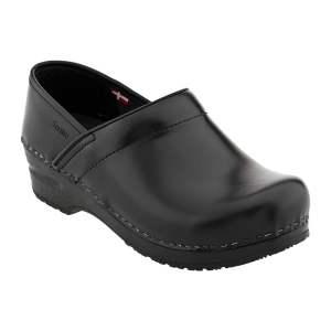 Sanita Clogs | Professional Cabrio - Black  $120