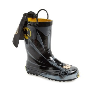 Western Chief | Batman Everlasting Rain Boot - Black  $45