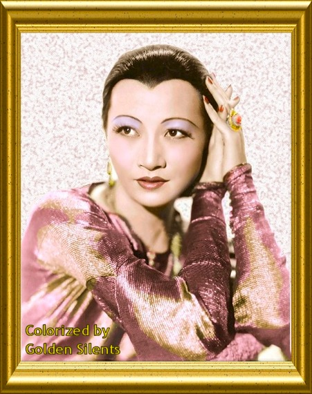 Anna May Wong - Biography and Photos on Golden Silents, goldensilents.com