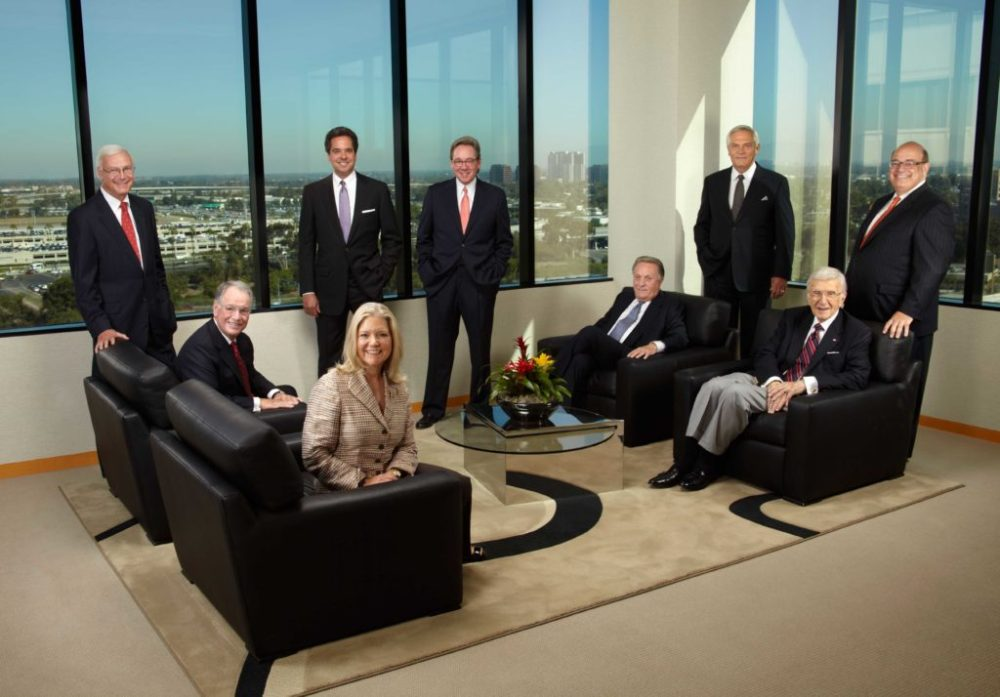 GSF Board of Directors Photo