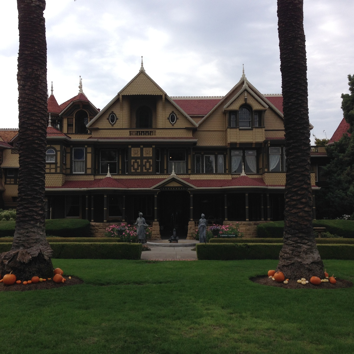 "winchester mystery house debuts ""sarah's attic"" and new halloween"