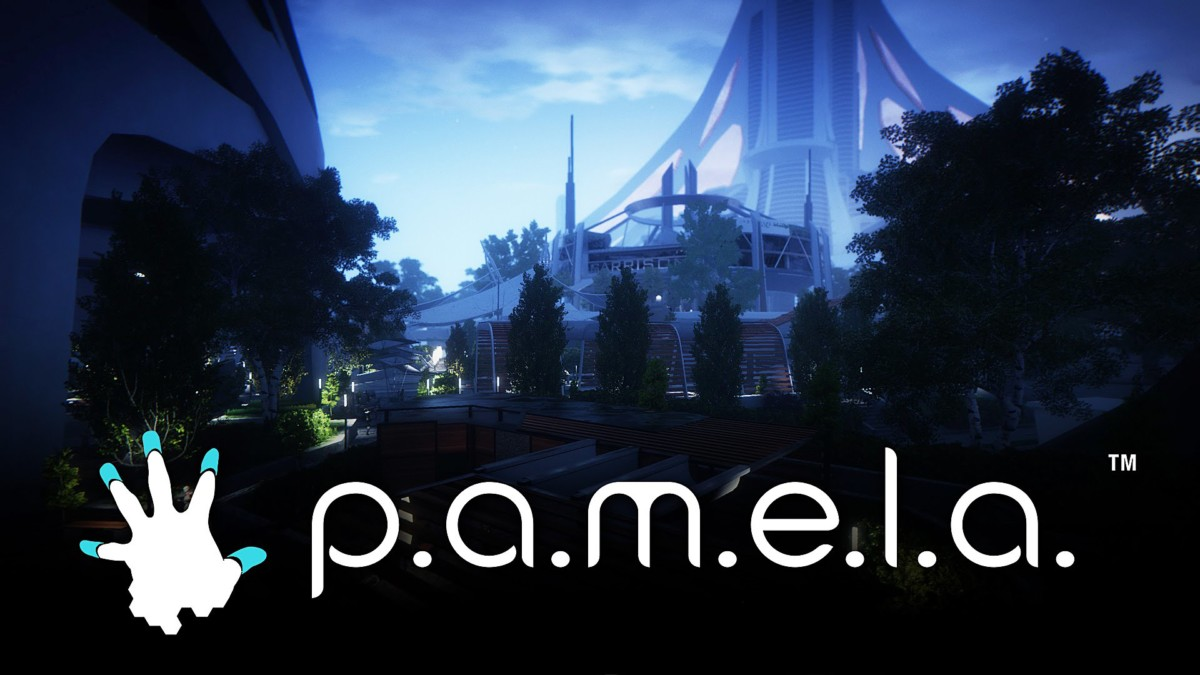 Survival Horror Game P.A.M.E.L.A. ® Available Now