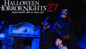 halloween horror nights universal orlando to run for a record 34 nights - Halloween Actors 2017