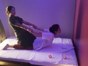 Massage Thai au Golden Thai Spa