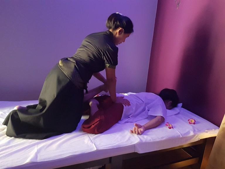 prise massage thai