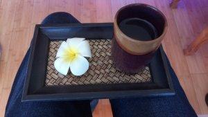 thé au spa