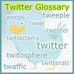 Twitter Glossary