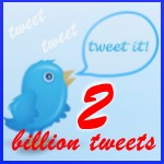 Two Billion Tweets