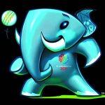 ICC CWC 2011 Mascot