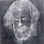 Self Portrait of Tagore