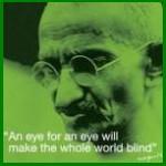 Martyrdom of Gandhi
