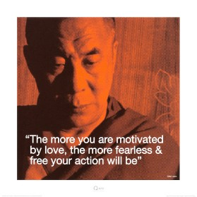 Dalai Lama: Fearless and Free
