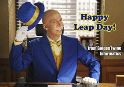 Leap Day Meme 1