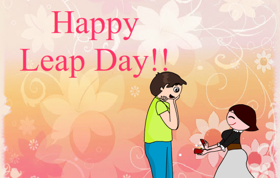 Leap Day Greetings