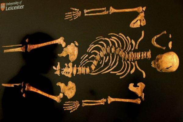 Remains of Richard III