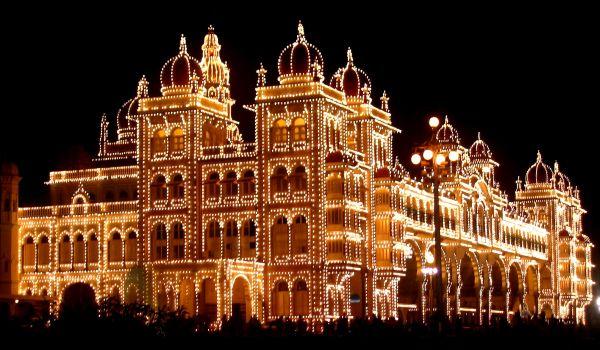 Mysore Palace Dussehra