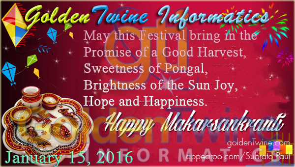 Indian Festival of Makar Sankranti