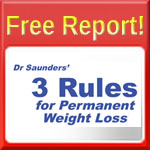 3 Rules for Permanent Weight Loss