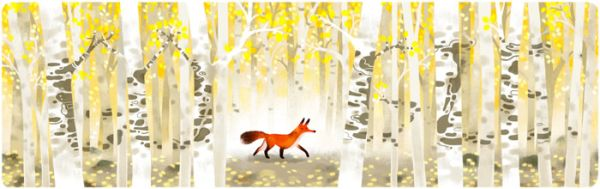 Forest and Red Fox