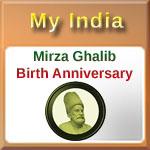Mirza Ghalib Birth Anniversary