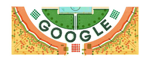 Happy 68th Republic Day of India 2017 Google Doodle