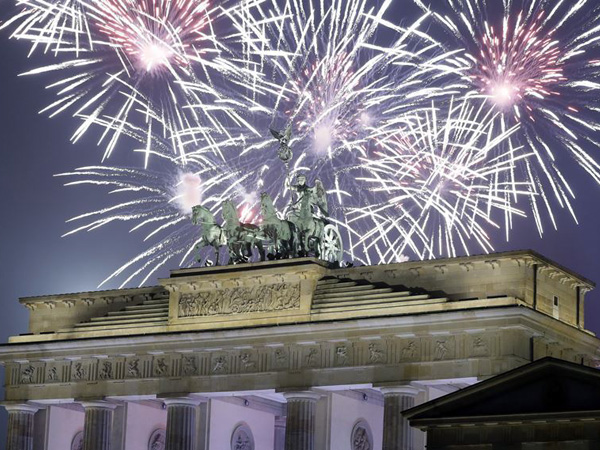 Quadriga, Brandenburg Gate, Berlin