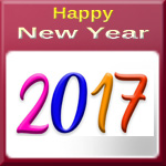 Happy and Prosperous New Year 2017