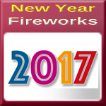 New Year 2017 Fireworks in Pictures
