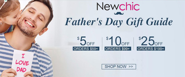 Fathers Day Gift Guide at Newchic