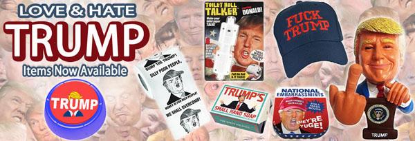 Donald Trump Gags