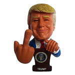 Trump Bobble Finger