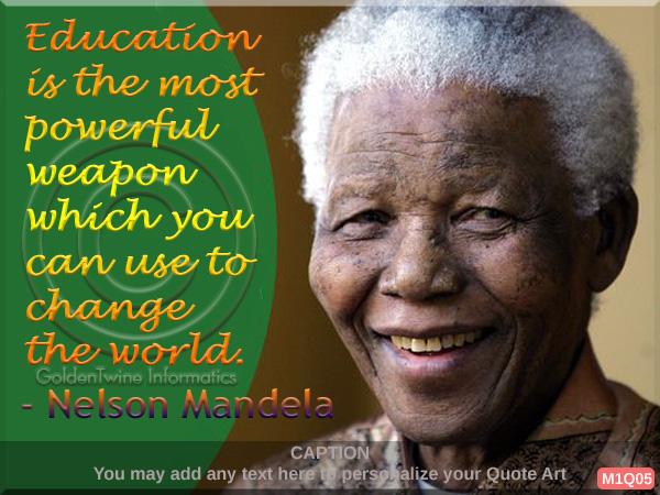 Nelson Mandela Quote 5