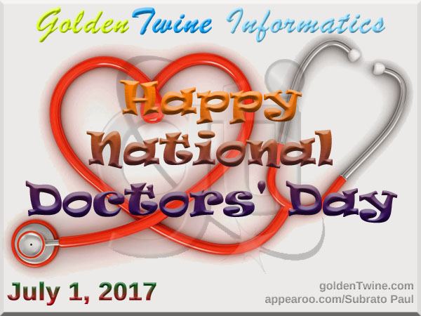 National Doctors' Day 2017
