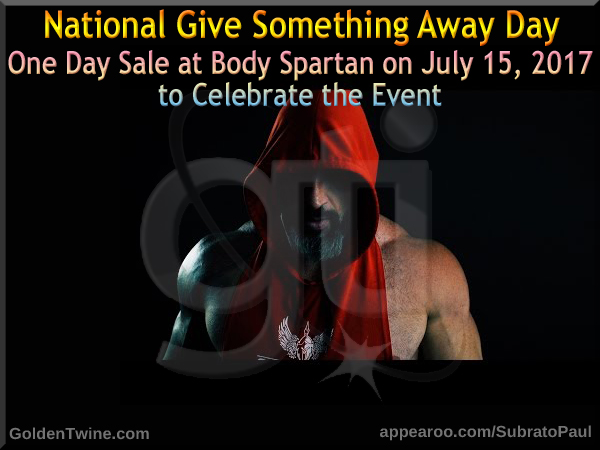 National Give Something Away Day Sale