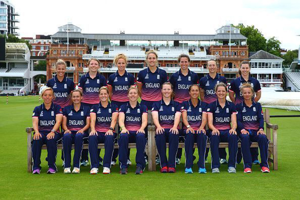 England Team for Final at Lord's