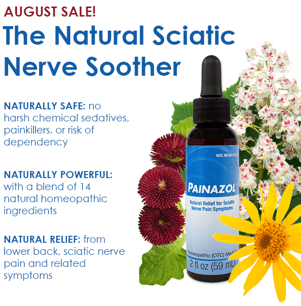 Natural Sciatic Nerve Soother