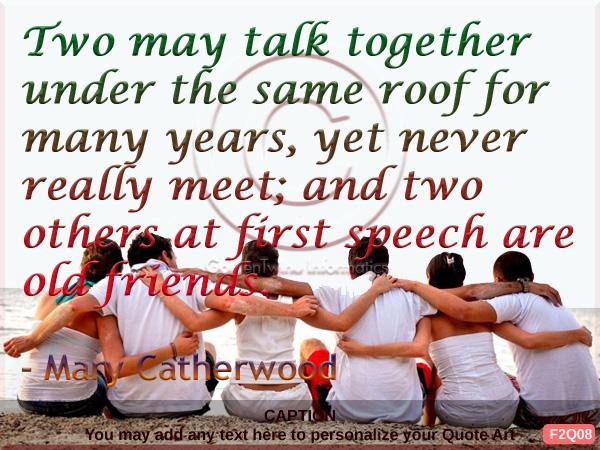 Friendship Quote 8